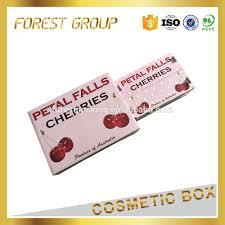 boite emballage cadeau en carton usage commercial poire abricot prune carton emballage cadeau de