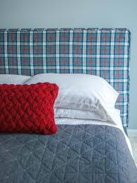 Headboard Slipcover King How To Sew A Slipcover For A Headboard How Tos Diy