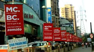 bray outdoor ads zomato s take on pop culture in outdoor caign triggers social