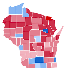 Election Map 2016 by File Wisconsin Presidential Election Results 2016 Svg Wikimedia