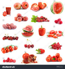 big collection red vegetables fruits on stock photo 59128816