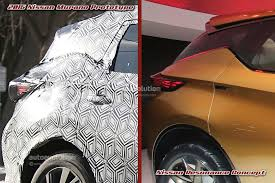 nissan maxima toy car spyshots 2016 nissan murano design details being revealed