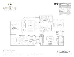 Regent Residences Floor Plan by Floorplans