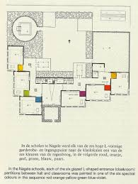 plan and central atrium of one of the apollo schools the atrium