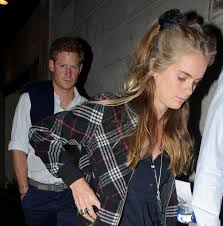 prince harry s girl friend prince harry s two most prominent ex girlfriends have improbably