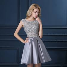 imagen relacionada vestidos pinterest silver cocktail dress