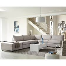 Down Feather Sofa Charlotte Feather Down Grey Linen Arlmess Chair 551221 Savvy