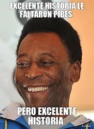 Pelé, el Rey...