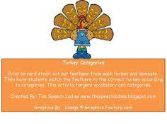 thanksgiving hink pink freebie with answers activities