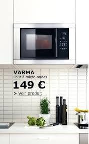cuisine micro ondes meuble de cuisine pour micro onde microondes varma meuble cuisine
