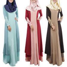 muslim dubai women formal kaftan cocktail jilbab abaya islamic