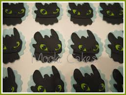 toothless cake topper toothless cupcake toppers how to your cakecentral