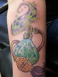 perfume bottle tattoo pictures to pin on pinterest tattooskid