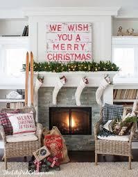 christmas mantel 50 absolutely fabulous christmas mantel decorating ideas