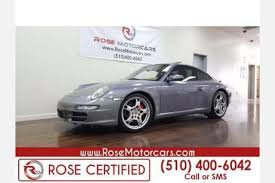porsche 911 price used used 2006 porsche 911 for sale pricing features edmunds