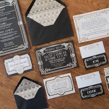 best 25 art deco wedding stationery ideas on pinterest deco