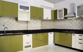 kitchen style kitchen ideas for light green white cabinets