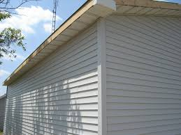 Menards Metal Siding siding u0026 soffit 24 x 30 pole barn garage construction