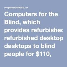 Computer For The Blind 384 Best Technology Images On Pinterest Blind App Store And