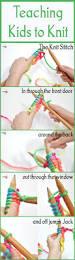 teaching kids to knit imagination soup
