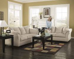 Reclining Microfiber Sofa by Furniture Ashley Loveseat For Simple But Comfortable Furniture