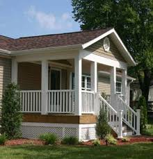 Cottage Front Porch Ideas by 45 Great Manufactured Home Porch Designs Porch Modern And Front