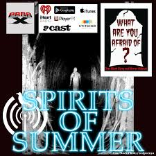 what are you afraid of horror u0026 paranormal podcast
