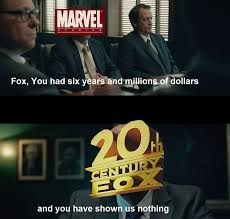 Meme Marvel - marvel vs fox meme by eagc7 on deviantart