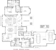 craftsman style house plan 3 beds 5 00 baths 3959 sq ft plan 892 16