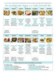 bi weekly whole food meal plan for august 14 27 u2014 the better mom