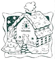 printable gingerbread house colouring page house color page coloring page house coloring pages house rooms