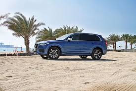 xc90 test drive volvo xc90 t6 r design awd polestar u2013 arab motor world