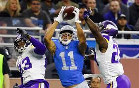 vikings expose ordinary lions in thanksgiving dud the blade