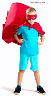 Superman Halloween Costume Minute Easy Halloween Costume Kids