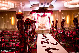 indian wedding decorators in ny uniondale ny indian wedding by sx studios maharani weddings