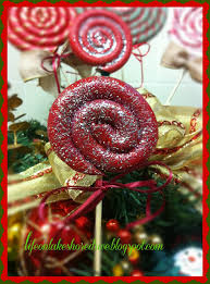 lollipop ornament tutorial on lakeshore drive