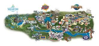 map of universal studios halloween horror nights volcano bay tickets universal orlando water park discounts