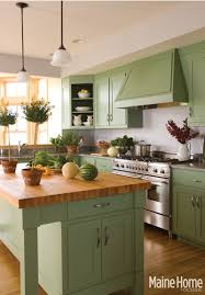 Olive Green Kitchen Cabinets 34 Best Green Kitchens Images On Pinterest Kitchen Green