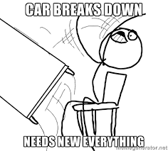 Broken Car Meme - 11 things that drive you crazy when they re unreliable ksl com