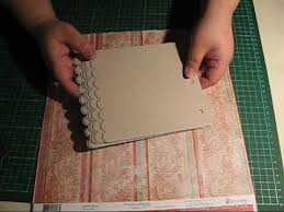 chipboard albums mini chipboard album