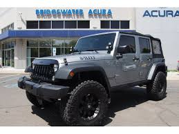 jeep willys 2016 pre owned 2016 jeep wrangler unlimited willys unlimited 4x4 willys