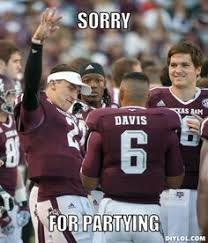 Johnny Football Meme - johnny manziel says he s on the same page with the cleveland