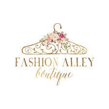 clothing shop logo design fashion logo stock images royalty free