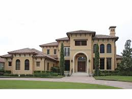 mediteranean house plans mediterranean modern house plan with 5921 square and 5