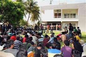 Seeking Hyderabad Hyderabad Professor Resigns Seeking Removal Of Vc