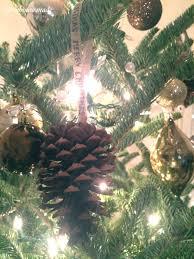 rustic pinecone ornaments farmhouse made