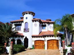 mediterranean style home with privacy luxury vacation rental in