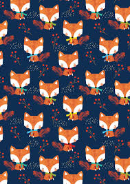 halloween wallpaper pattern hello autumn fox iphone home wallpaper panpins foxes