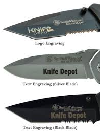 engraved personalized knives faq knife depot engraved knife examples