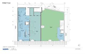 Hotel Lobby Floor Plans A Look At Wrigleyville U0027s Upcoming Holiday Jones Hotel Curbed Chicago